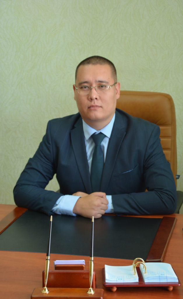 Тапенов Алмат Захарович